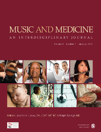 View Vol. 5 No. 4 (2013): Special Issue: Neurobiological Aspects of Music and Music Therapy